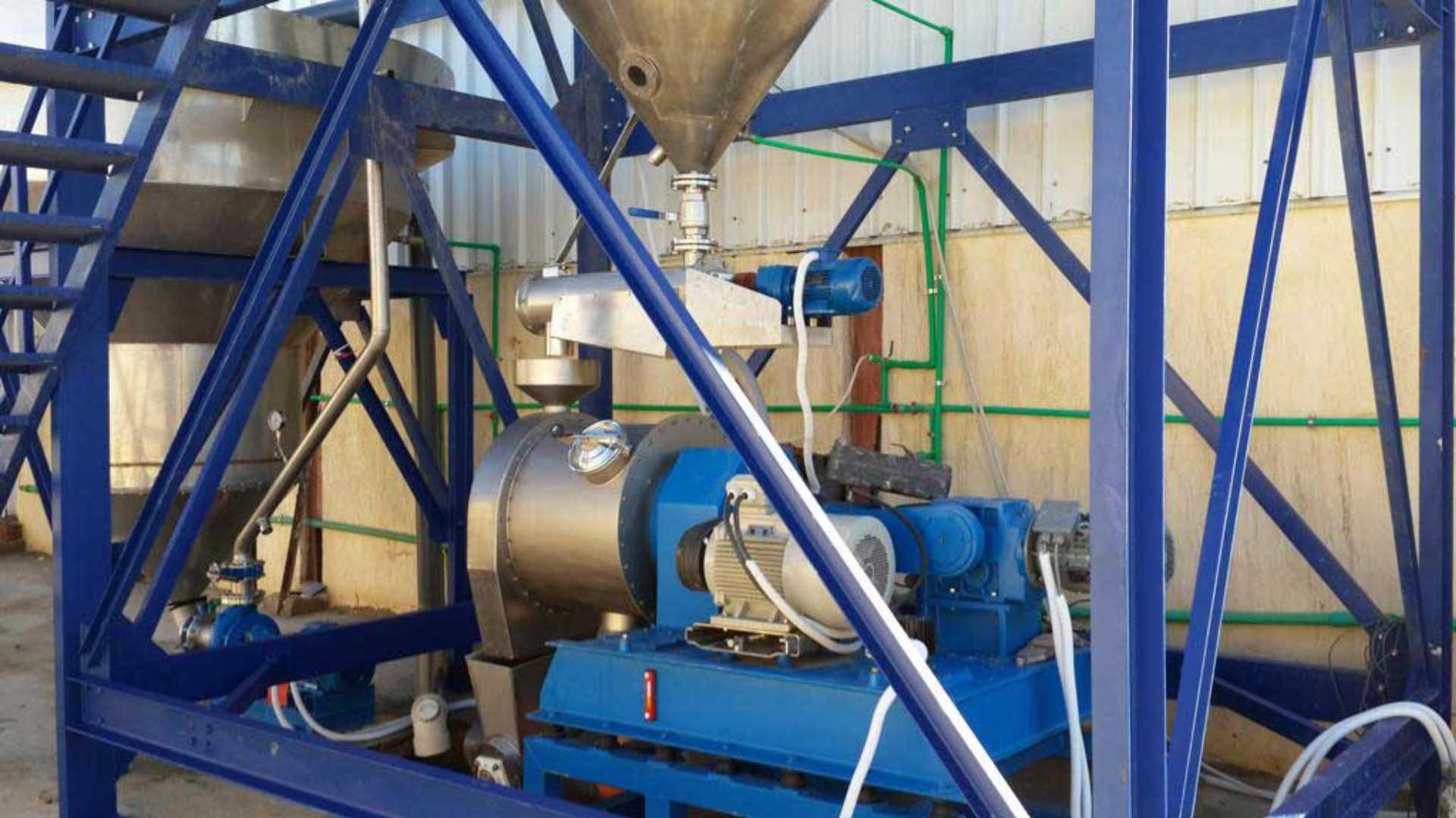 Filtrate Pump