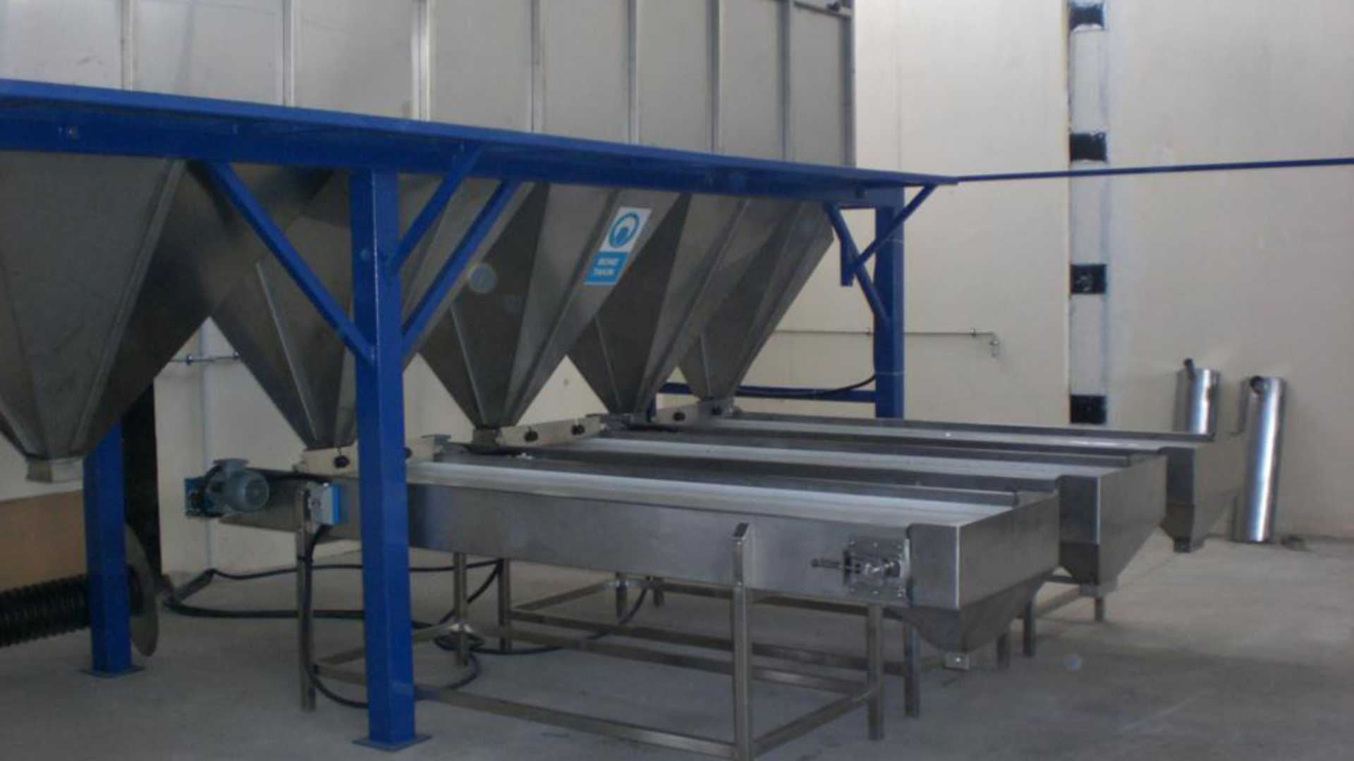 Salt Washing Conveyor Band