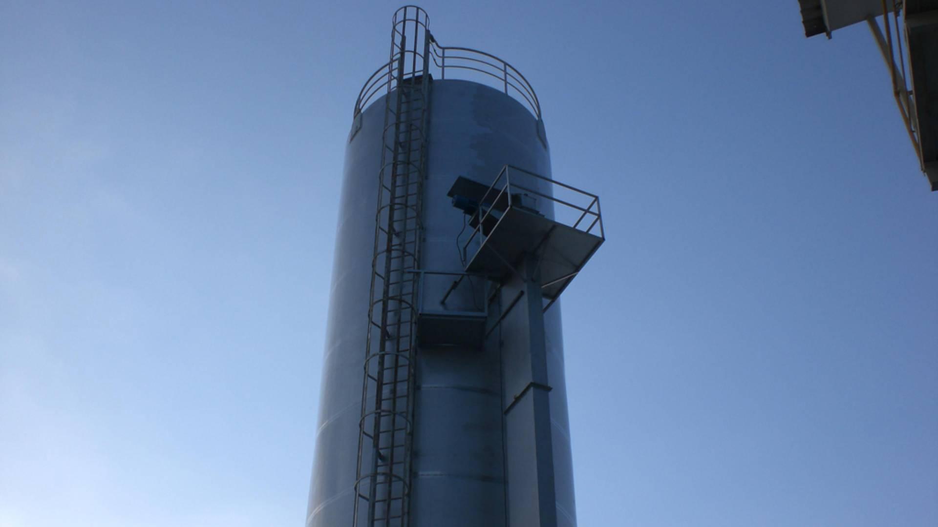Salt Washing Storage Tank